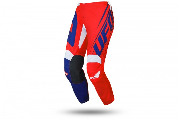 Motocross Vanadium pants blue and red for kids - Pants - PI04473-B - UFO Plast