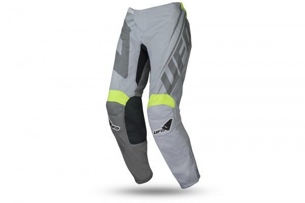 Motocross Vanadium pants gray for kids - Pants - PI04473-E - UFO Plast