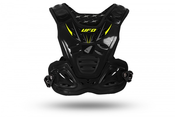 Motocross Reactor 2 Evolution chest protection black - Chest protectors - PT02272-K - UFO Plast