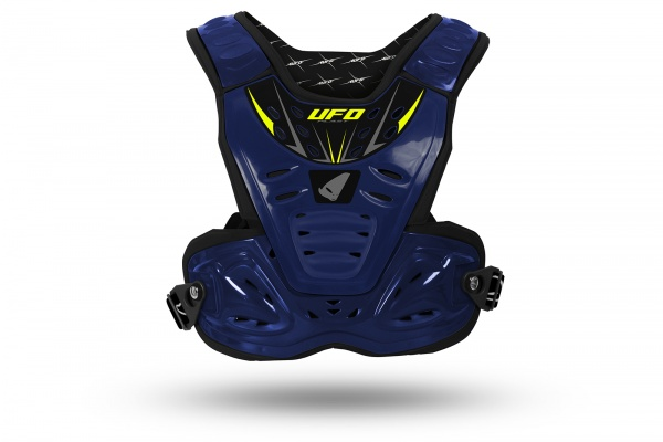 Motocross chest protector Reactor 2 Evolution for kids navy blue - Chest protectors - PT02275-N - UFO Plast