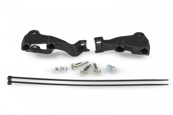 Mounting kit on levers for KTM Husqvarna Sherco Beta - Plastics Kit - PM01665-001 - UFO Plast