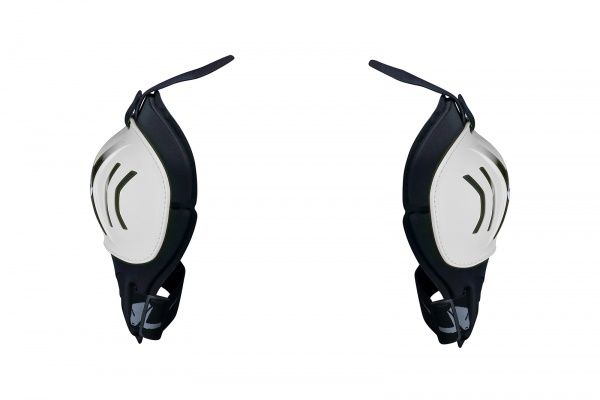 Shoulders replacement for motocross X-Concept evo chest protector white - Chest protectors - PT02392-W - UFO Plast