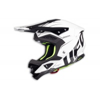 Motocross helmet Diamond limited edition black and white - NEW PRODUCTS - HE051 - UFO Plast