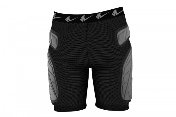 E-bike Atom padded shorts with lateral support and internal cycling pad - Pants - PI02451-K - UFO Plast