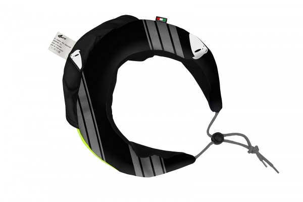 Replacement coating for polyurethane neck support black and neon yellow - Neck supports - PC02445 - UFO Plast