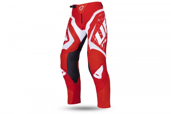 Motocross Bullet pants red - NEW PRODUCTS - PI04505-B - UFO Plast